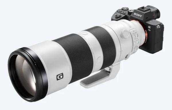 FE 200-600mm F5.6-6.3 G OSS
