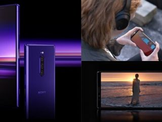 Sony's feature|好きを極める「 Xperia 1 」の開発メンバーが語ります!