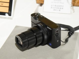 DSC-RX100M7 実機レビュー |先行展示ソニーストア銀座で体感!