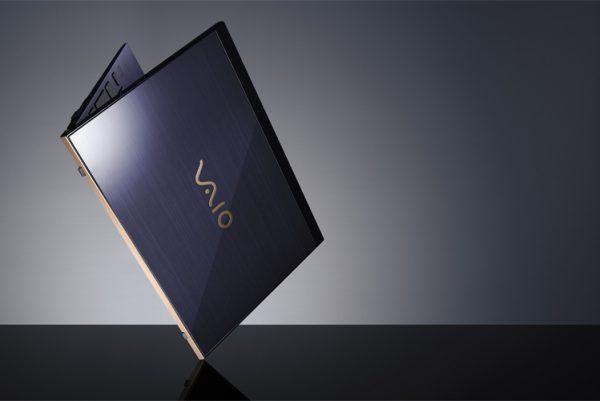 VAIO SX12・SX14に「 VAIO 5th Anniversary  | 勝色特別仕様 」が台数限定にて登場!