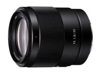 海外情報|ソニー単焦点レンズ FE 35mm F1.8『 SEL35F18F 』発表!
