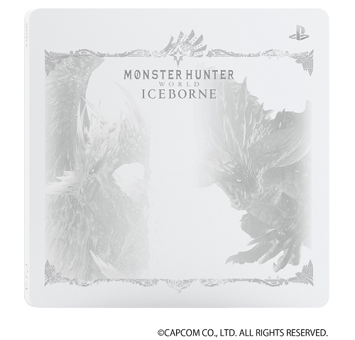 『MONSTER HUNTER WORLD: ICEBORNE』 EDITION