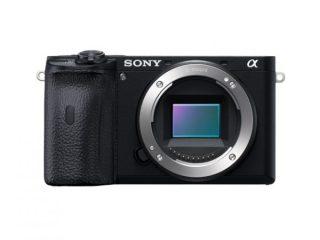 ソニー APS-C ミラーレス一眼 カメラ α6600(ILCE-6600)/ α6100(ILCE-6100)国内発表!