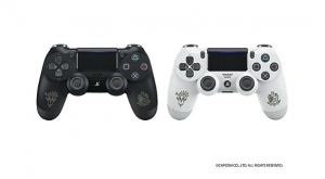 ワイヤレスコントローラー(DUALSHOCK(R)4) 『MONSTER HUNTER WORLD: ICEBORNE』EDITION