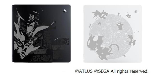 PlayStation 4 トップカバー『ペルソナ5 ザ・ロイヤル』Limited Edition
