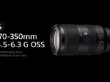 E 70-350mm F4.5-6.3 G OSS