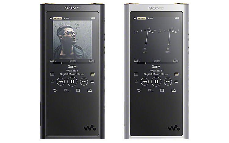 ウォークマン NW-ZX300