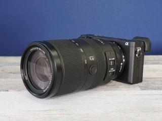 実機でお届けする ソニー Eマウント レンズ SEL70350G レビュー