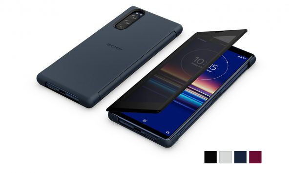 Xperia 5 Style Cover View(SCVJ10)