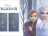 ウォークマン NW-A50シリーズ「アナと雪の女王2」Winter Collection