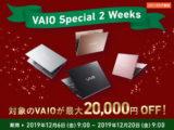 VAIO Special 2 Weeks