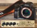 ソニー カメラ キャッシュバックキャンペーン