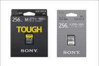 ソニー UHS-II SDカード