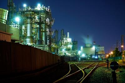 清水徹の写真講座 工場夜景撮影