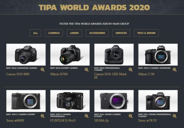 TIPAアワード 2020