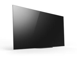 4K有機ELテレビ ブラビア A9Gシリーズ