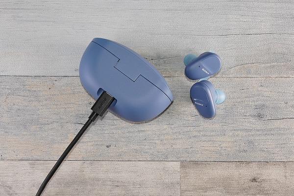 WF-SP800N 充電