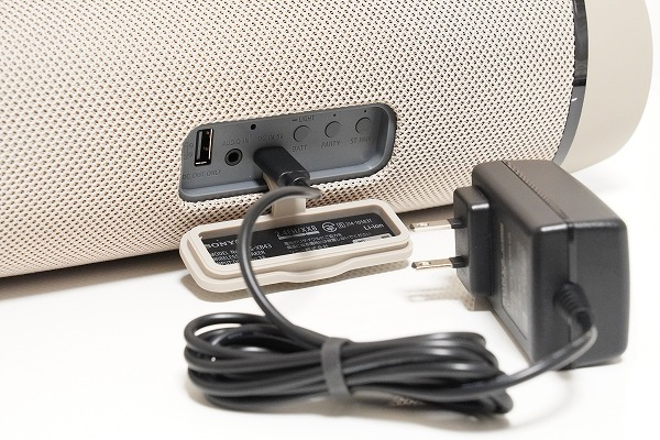 ワイヤレススピーカー SRS-XB43 レビュー