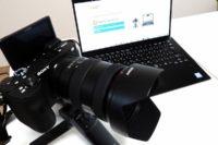 PCアプリ Imaging Edge Webcam