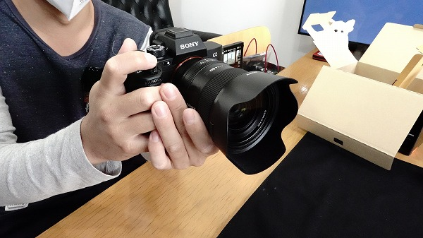 ミラーレス一眼 カメラ α7S III