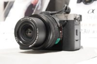 発売まで1週間!ミラーレス一眼カメラ α7C