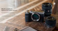 ミラーレス一眼カメラ α7C 開発者インタビュー
