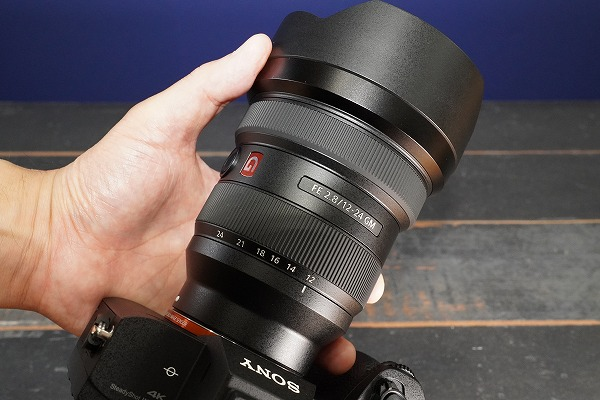 「G Master」の設計思想や魅力を 開発陣が解説 FE 12-24mm F2.8 GM編