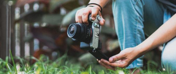 聴かせたい「気づき」がある One Point Story   11月号『引き出すカメラ』