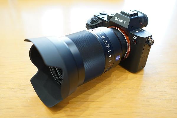 Distagon T* FE 35mm F1.4 ZA