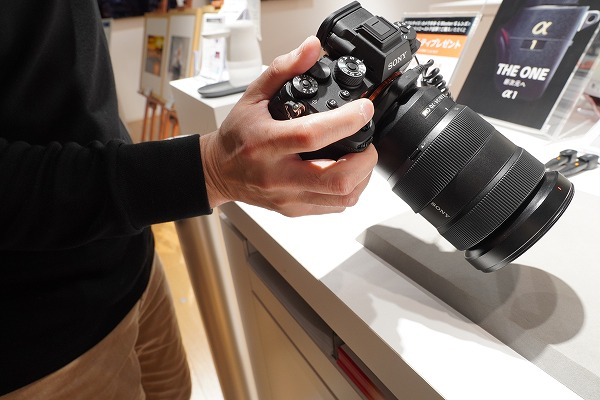 3月19日発売 デジタル一眼カメラ「α1」の 製品サポートページ 公開!