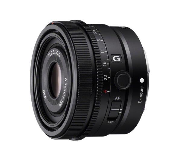 FE50mmF2.5G「SEL50F25G」