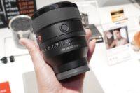 FE50mm F1.2GM「SEL50F12GM」先行予約販売開始!