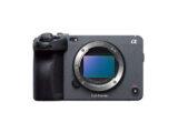 Cinema Line カメラ FX3