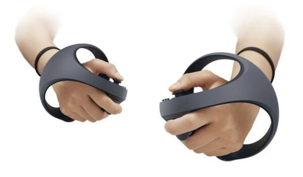 PS5向けの新たなVRコントローラーの詳細を発表!