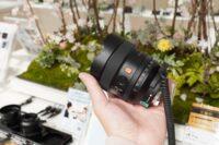 ソニー14㎜の超広角単焦点レンズ先行予約販売開始!