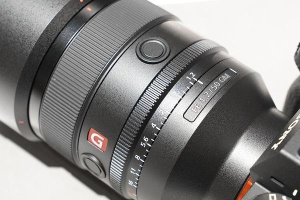 デジタル一眼カメラ α[Eマウント]用レンズ FE 50mm F1.2 GM 「SEL50F12GM」供給に関するお知らせ