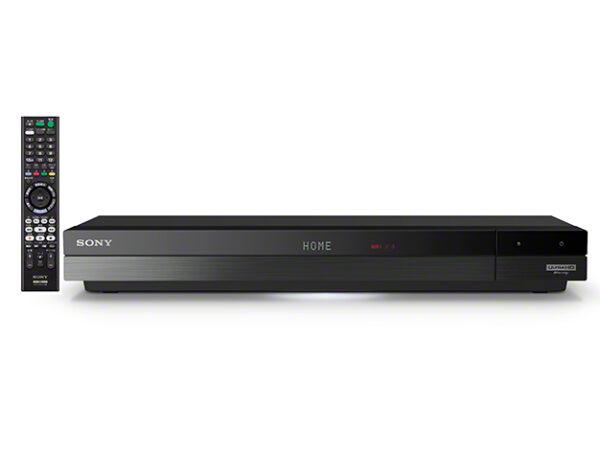 4Kチューナー内蔵Ultra HD ブルーレイ/DVDレコーダー