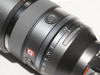 単焦点レンズ FE 50mm F1.2 GM「SEL50F12GM」 のソニーストアの出荷目安は「9月上旬」へ