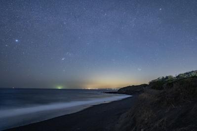 北山輝泰の写真講座 秋冬の星空撮影