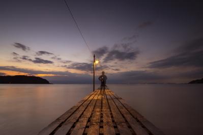 坂井田富三の写真講座 夕景夜景の撮り方